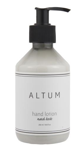 Altum Marsh Herbs håndlotion 250 ml