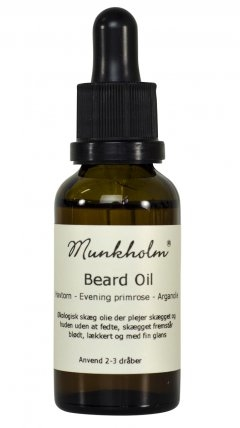 Munkholm Beard Oil