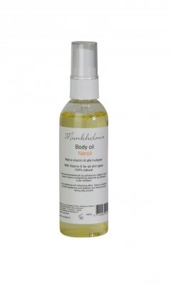 Munkholm body oil - Neroli